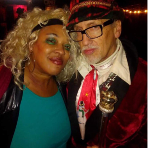 Blondie and DJ Romeo Cologne